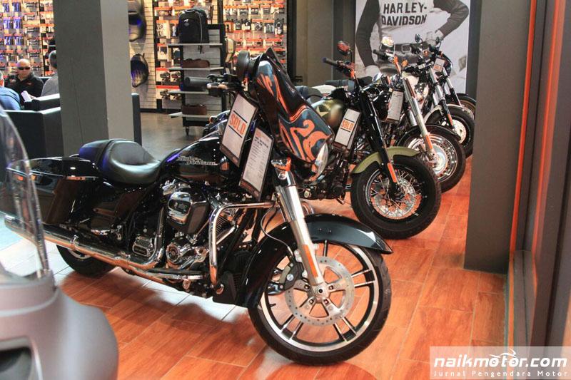 Ini Daftar Harga Motor Baru Harley Davidson Di Indonesia