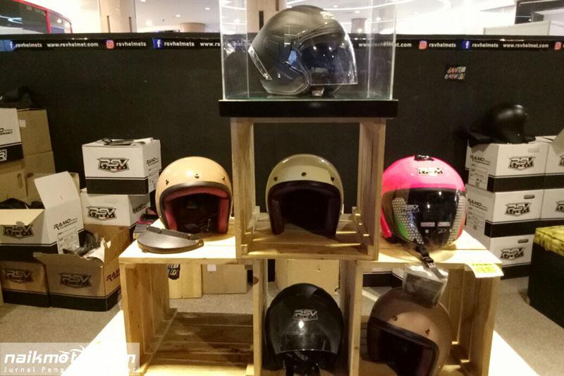 Harga Seragam Rp 180 Ribu Semua Tipe Helm RSV
