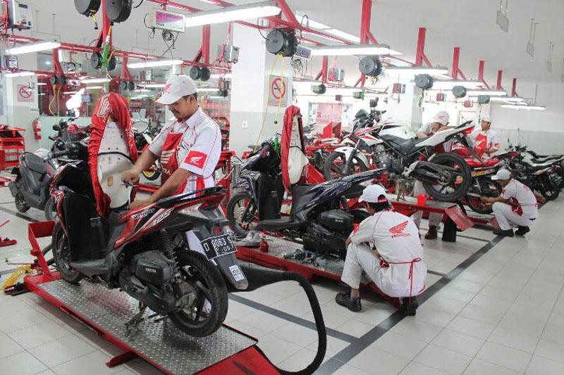 AHASS Jawa Barat