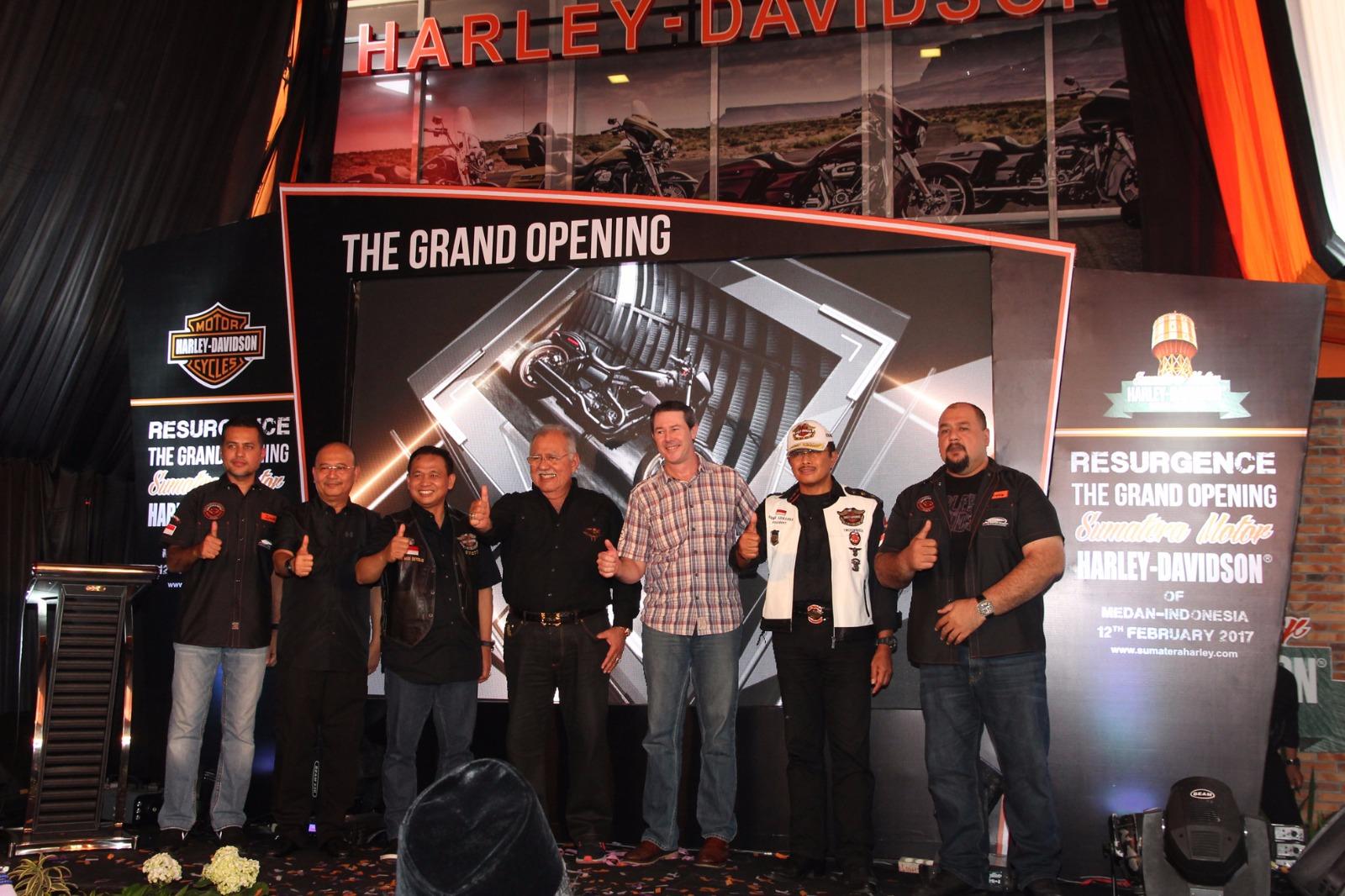 Sumatera Motor Harley-Davidson