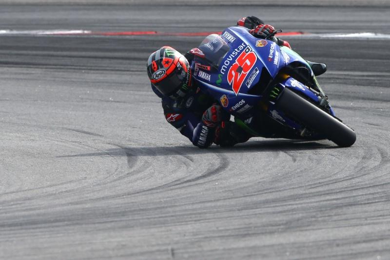 Tes MotoGP Sepang Hari Ketiga: Vinales Tercepat, Repsol Honda Bangkit