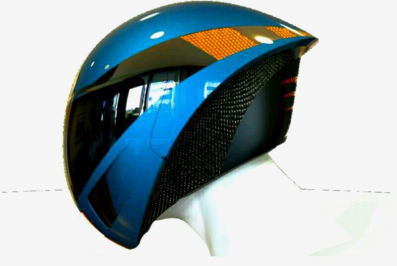 Encephalon Helm Berteknologi Tinggi dan Lengkap