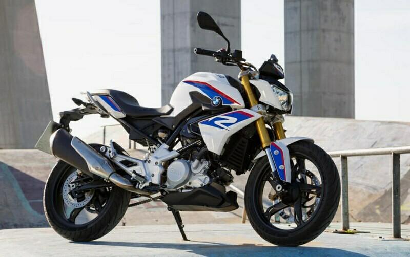 motor BMW G310R