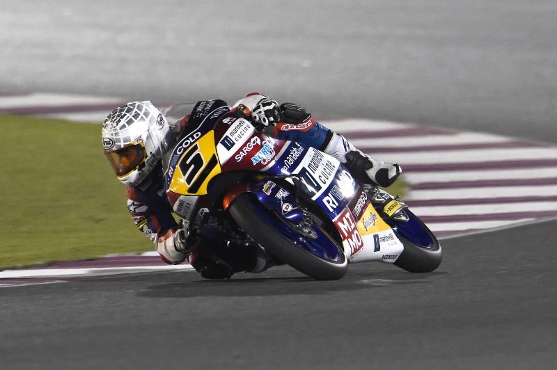 Tes Moto3 Qatar