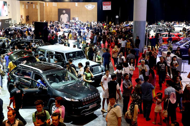 IIMS 2017 Dongkrak Penjualan Industri Otomotif