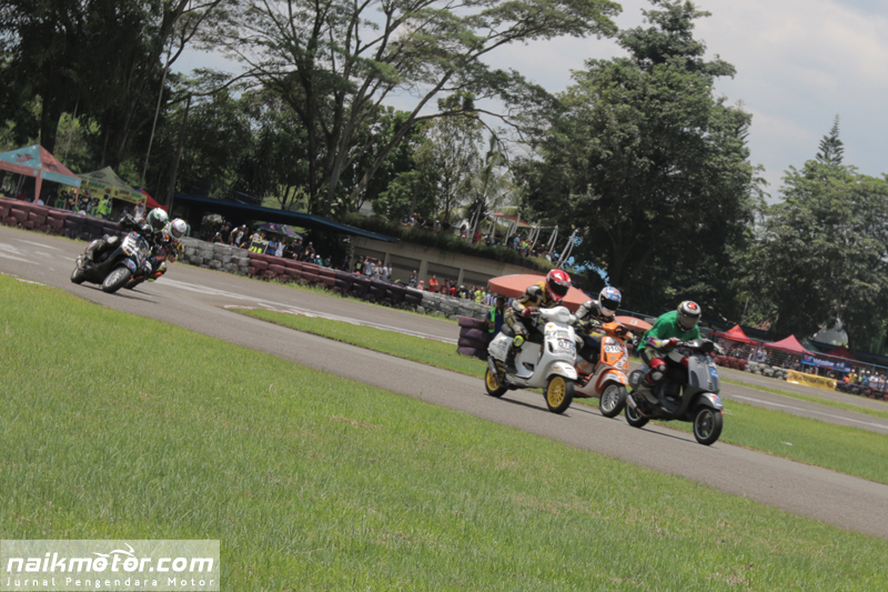 Indonesia Scooter Championship 2017 Seri Pertama