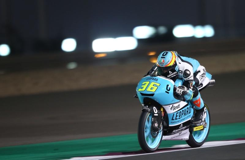 hasil Moto3 Qatar