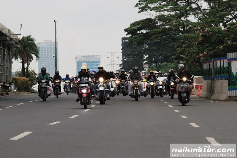 gerakan motorbaik