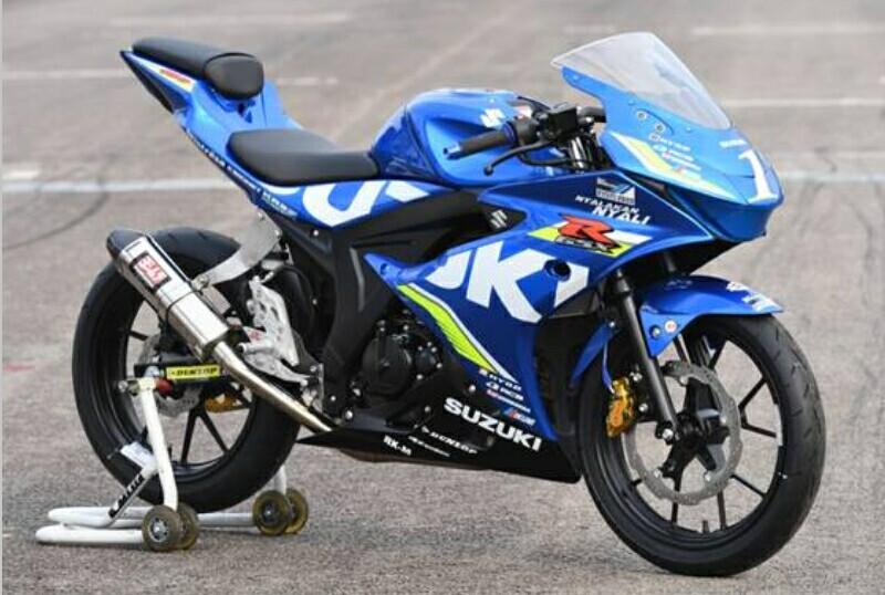 Gunakan GSX-R150
