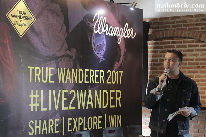 Wrangler True Wanderer 2017