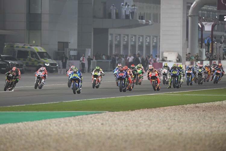 kalender balap MotoGP pada 2019