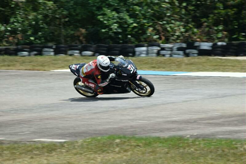 Pembalap AHRT Siap Rebut Podium dengan All New Honda CBR250RR
