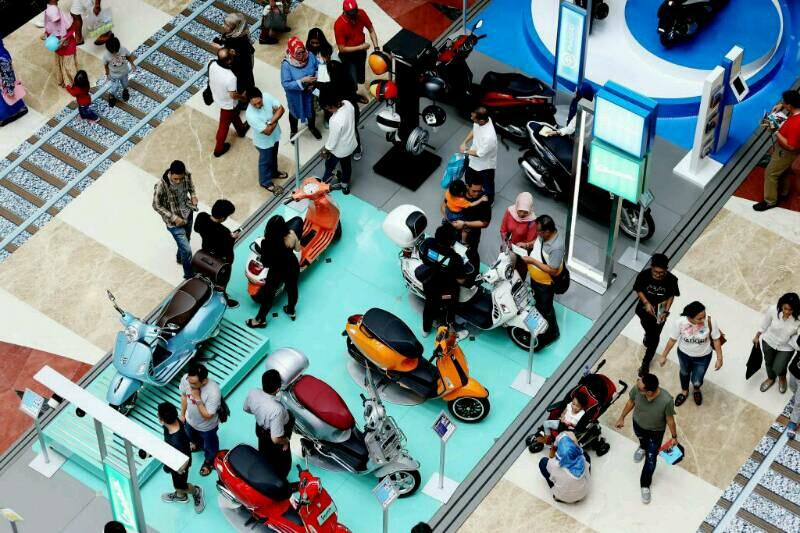 Voucher Jutaan Rupiah Untuk Pembelian Medley dan Liberty