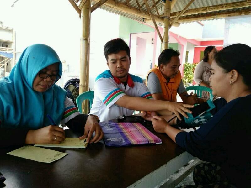 Wahana Makmur Sejati Berbakti Sosial di Kepulauan Seribu