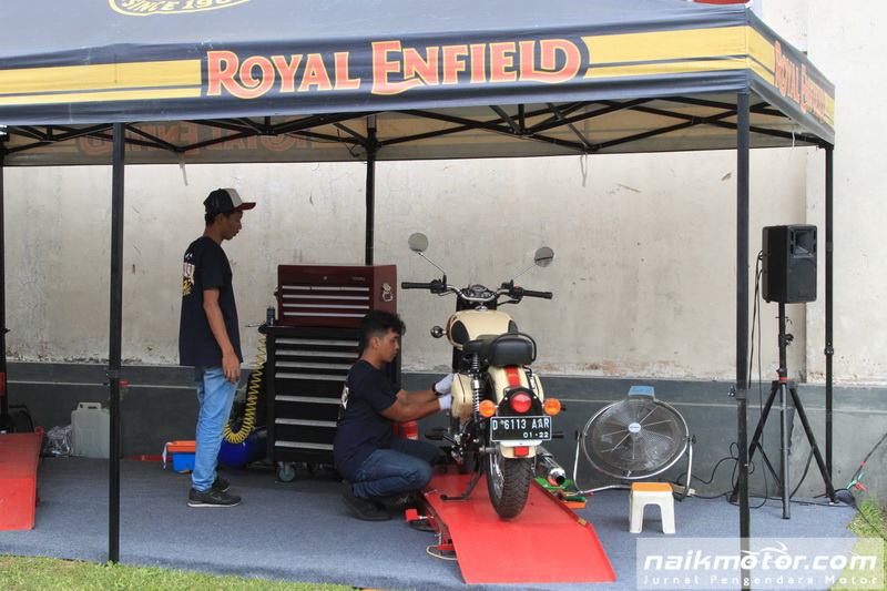 Program Ramadhan Royal Enfield