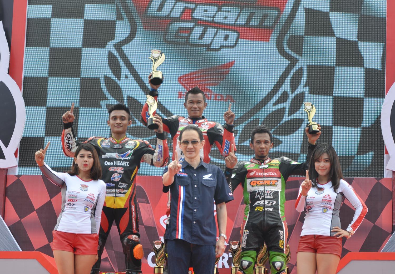 Hasil honda Dream Cup 2017 Cimahi