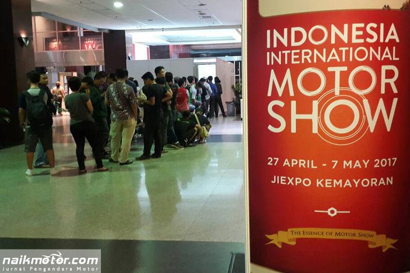 Indonesia International Motor Show 2017 Akan Dibuka Wapres Jusuf Kalla