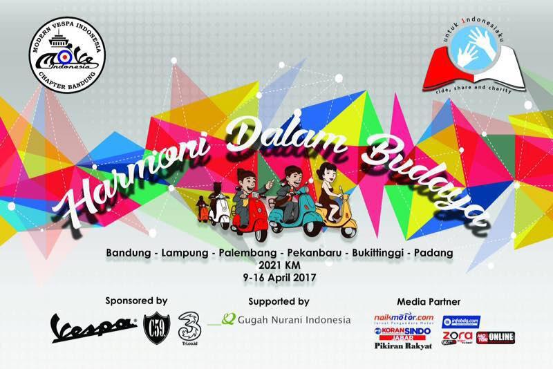 Riding Someah dari Bandung ke Padang
