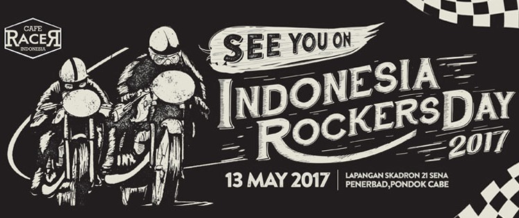 Indonesia Rockers Day 2017