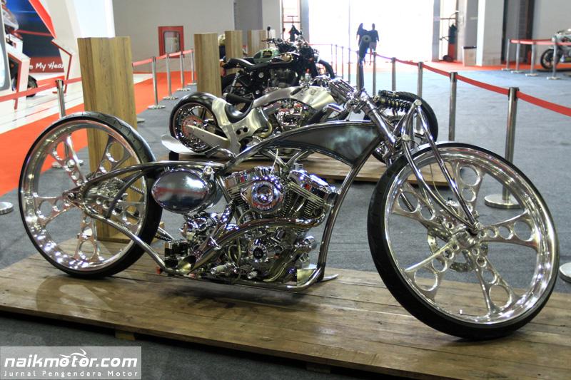 3 Motor Custom Radikal Raw Material