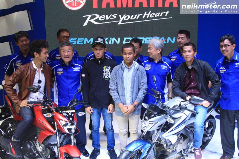 Harga Yamaha All New V-ixion R Dibanderol Rp 29,5 Juta