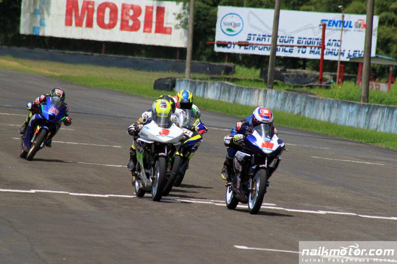 IRC Fasti 1 antarkan rider r15