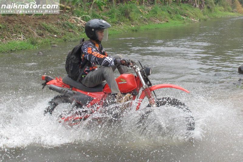 Tips Perawatan Motor Pasca Banjir