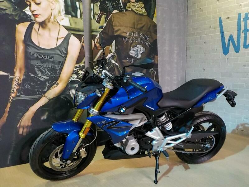BMW Motorrad G310R Rp