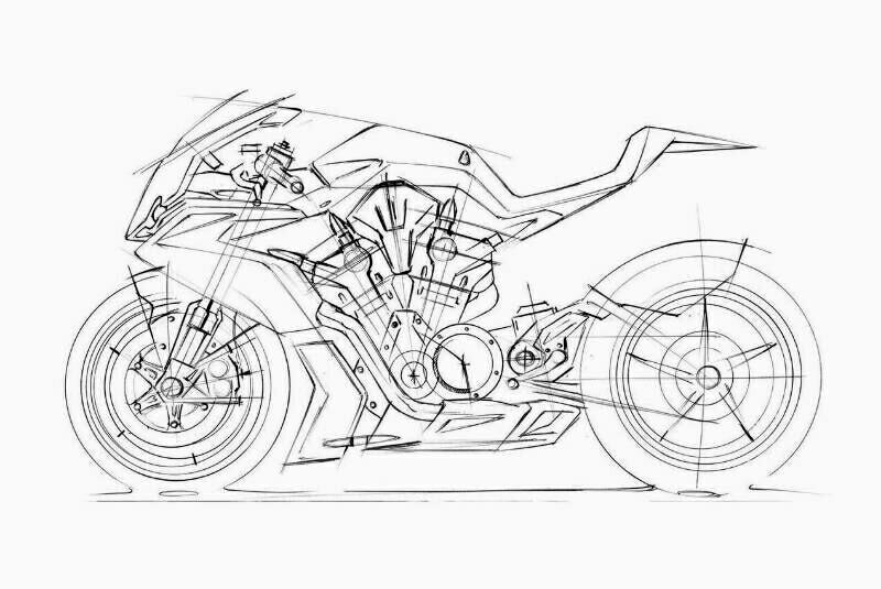 Ducati V4 Dipatenkan Dengan Nama Quattrofromaggi