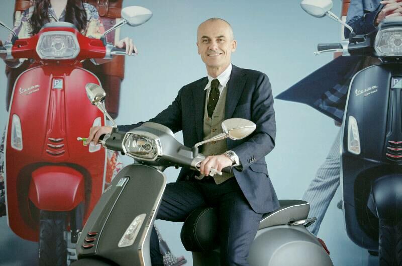 Gianluca Fiume Terpilih Sebagai Executive Vice President Asia Pacific 2 Wheeler Piaggio