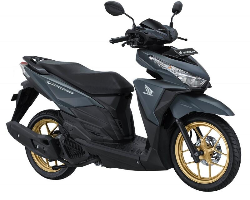 Honda Vario Tampil Baru