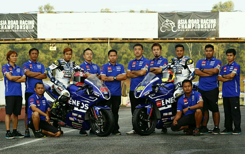 Yamaha Racing Indonesia Optimis Hadapi ARRC Buriram