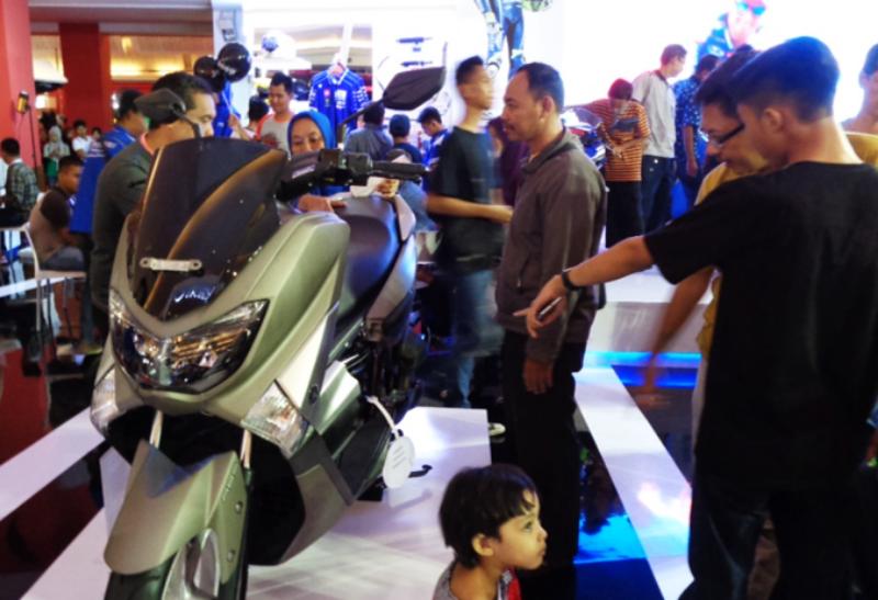 Yamaha Tampilkan Maxi Series di IIMS 2017