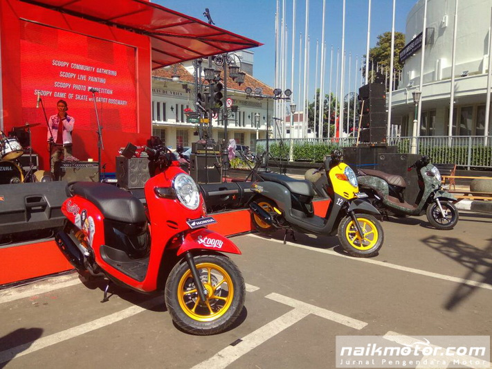 Modifikasi New Scoopy
