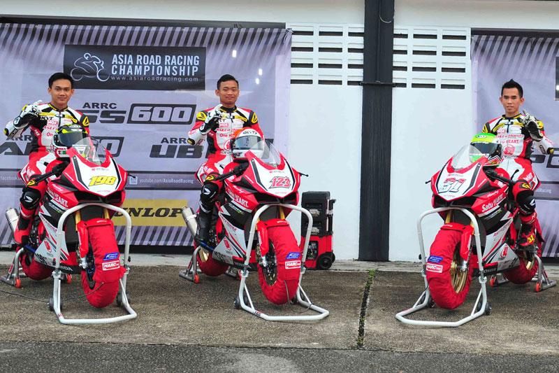 Honda Terus Lahirkan Bibit Pembalap Andal Indonesia