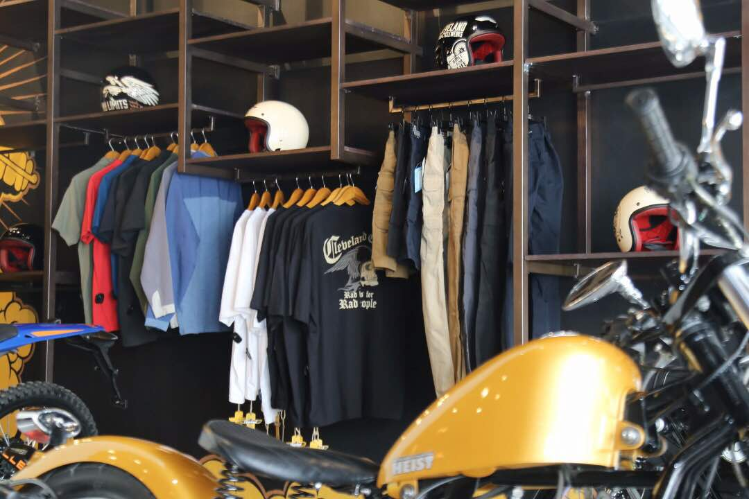 Apparel Cleveland Cyclewerks