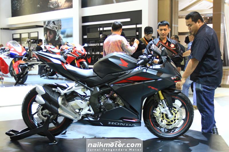 Promo Honda di IIMS, Gratis Helm Hingga Voucher Rp 12 Juta