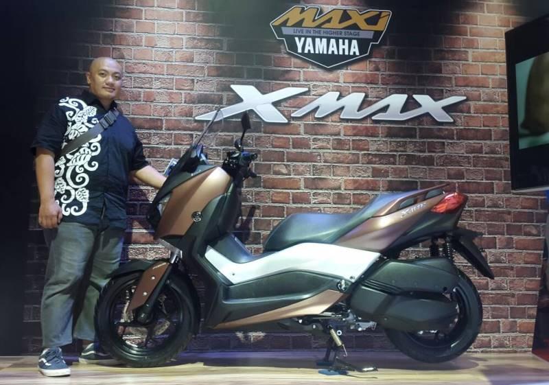 Pemesanan Online Yamaha XMax Ditutup
