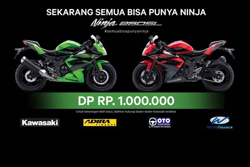 Kawasaki Siapkan Program menarik