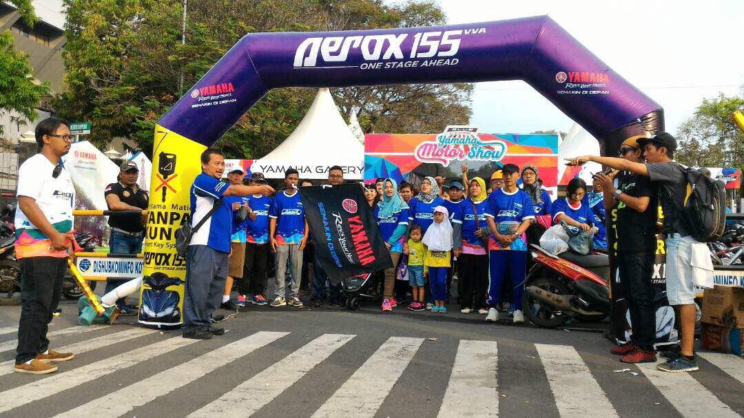 Teknologi Blue Core Dorong Penjualan Yamaha di Jawa Tengah