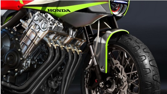 Honda CBX900