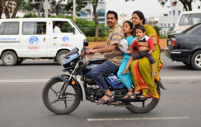 India Salip China, Indonesia Posisi 3 Penjualan Motor Terbesar di Dunia