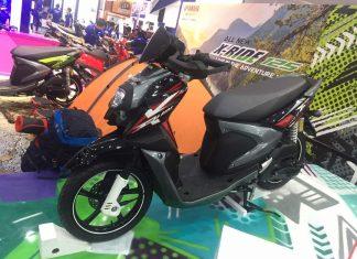 Aksesori resmi Yamaha