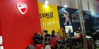 harga menarik Peugeot Scooters dan Ducati