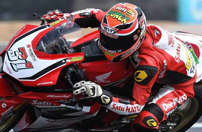 Race 1 AP250 ARRC 2017 Suzuka