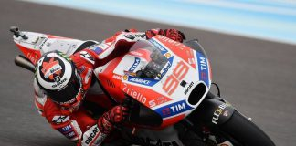 Jorge Lorenzo Optimis