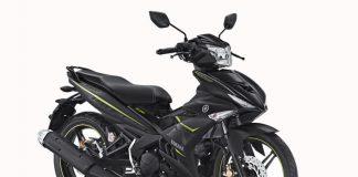 Tiga Warna Baru Yamaha MX King 150