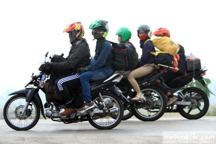 6 poin mudik aman dan nyaman dengan motor