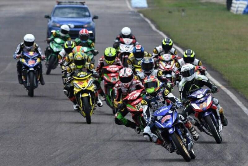 Race 2 UB150 ARRC 2017 Suzuka