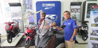 Yamaha XMax resmi mendarat di Sumatera
